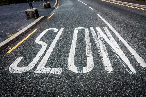 Slow is the new Down